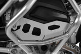 BMW ALUMINIUM CYLINDER HEAD GUARDS, BMW R1200GS / ADV & R1200RT, 2013-ON (WATER COOLED)