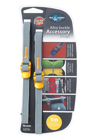 Sea To Summit Tie Down Straps
