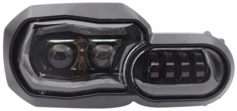 BMW F800 LED Replacement Headlight