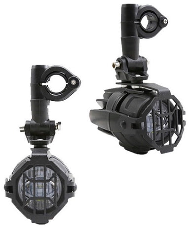 D2D Cree 30W LED Lighting Kit wIth the Skene IQ-275 Intelligent Controller & Crash Bar Mounts
