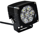 "D2D Cree 3.2"" 35W LED & HEX ezCAN Accessory Manager for the BMW F800 / F700GS / F650 (2008+ 2 CYLINDER)"