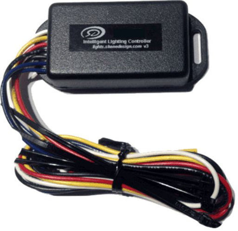 IQ-155-TS Auxiliary Turn Signal Controller, Controller Only