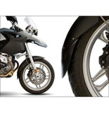 BMW BMW R1200GS/ADVENTURE LOWER FRONT FENDER EXTENDER, MATTE BLACK, UP TO 2013 (OIL COOLED)