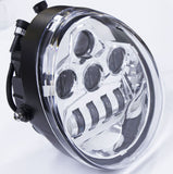 D2D V-Rod LED replacement Headlight Insert With Park Light