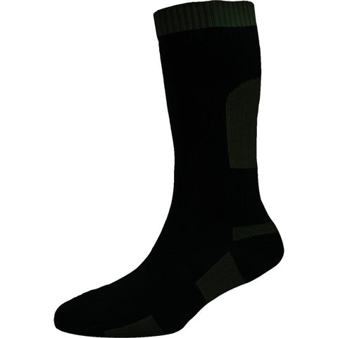 WATERPROOF THICK MID LENGTH SOCK XL