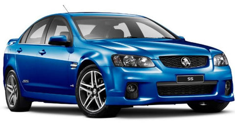 HOLDEN VE COMMODORE  H7/H9  HIGH & LOW BEAM 4000 LUMEN HEADLIGHT KIT