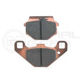 Kawasaki KLR 650C 1994 - 2007 Rear Brake Pads