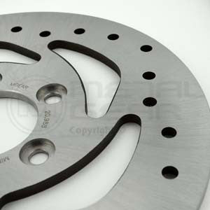 Harley Davidson XL 883 L SuperLow 2011 - 2013 Rear Disk