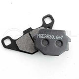 Kawasaki KLR 650A 1987 - 2007 Rear Brake Pads