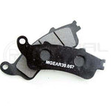 CBR 1100 XX Blackbird / Super Blackbird 1997 - 1998 Rear Brake Pads
