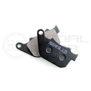 Harley Davidson XL 883 2007 Rear Brake Pads