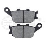 Honda NC 700 X, XD ABS DCT, 2012 - 2013  Rear Brake Pads