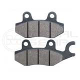 Yamaha 750 XTZ Super Tenere / ABS 1989 - 2000 Rear Brake Pads
