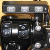 Triumph Thunderbird - For earlier models with a speedometer sender unit (w/compact electric servo)