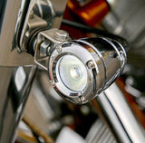 D2D Mondo Chrome Cruiser LED Lighting Kit with the Skene IQ-175 Intelligent Controller