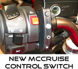 MC CRUISE SLIM FIT SWITCH CRUISE CONTROL SWITCH UPGRADE
