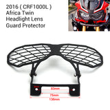 2016 Africa Twin CRF1000L Motorcycle Headlight Guard