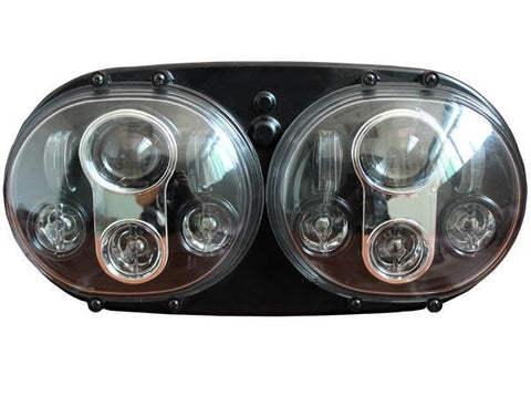 D2D HD Road Glide Replacement Headlight Insert