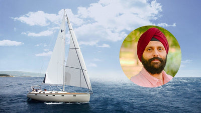 Captain O' Captain | Brijdeep Singh 'Mallah' (sailor)