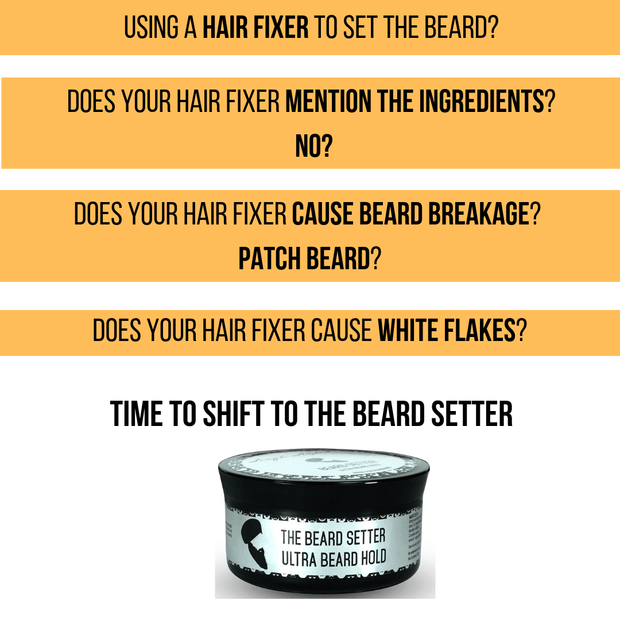 Beard Setter - Ultra Beard Hold 200 grams - Singh Styled