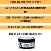 Beard Setter Ultra Hold | Pack of 2 - Singh Styled