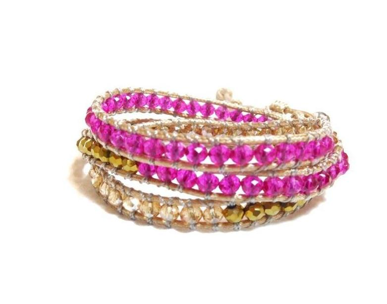 Wrap Bracelets I Love Barbie