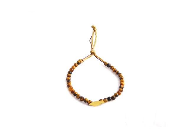 Jamaican Island Tiger Eye