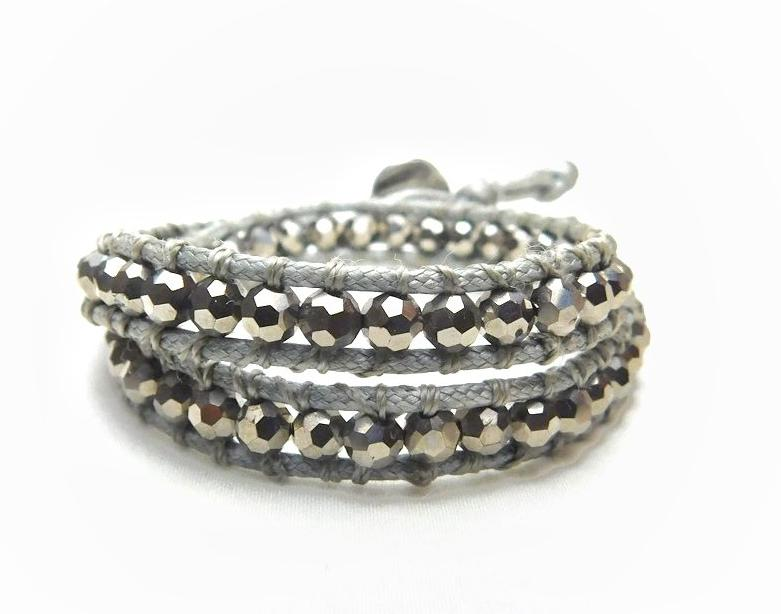 Wrap Bracelets Chrome