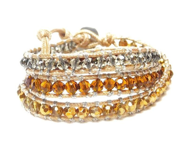 Wrap Bracelets Honey