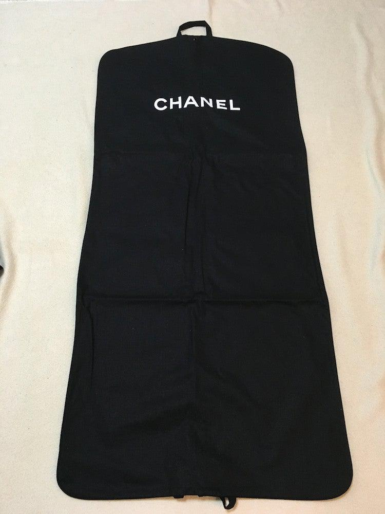 CHANEL Garment cover black bag シャネル バッグ ガーメント 即発 - CHANEL TC JAPAN