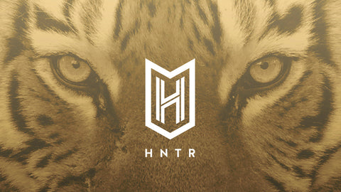 HNTR - Logo Banner for Launch