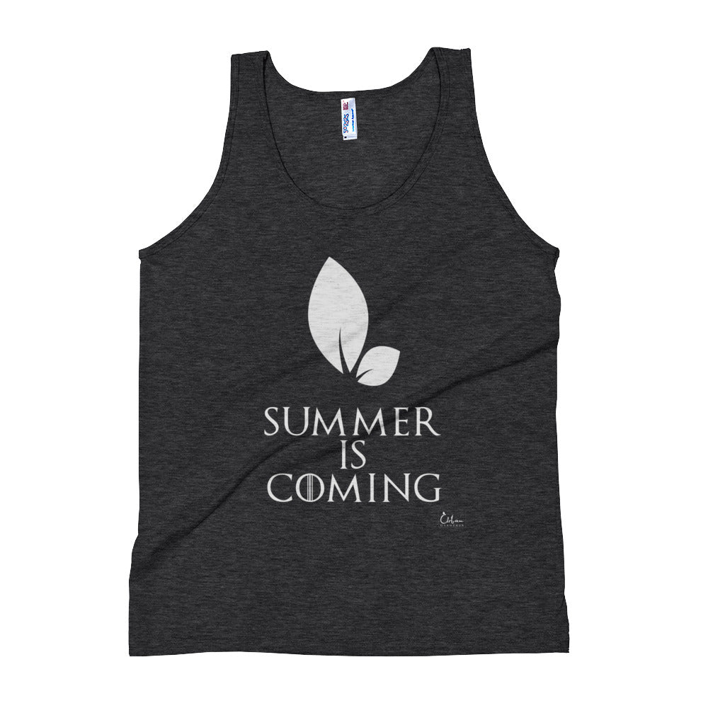 Game of Thrones Urban Gardening Unisex Tank Top