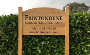 Bespoke Extra Large Signs
