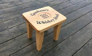Grahams Whiskey Stool