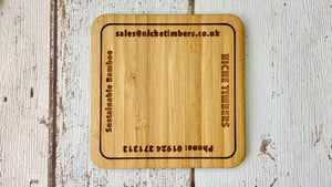 Bespoke Corporate Coasters