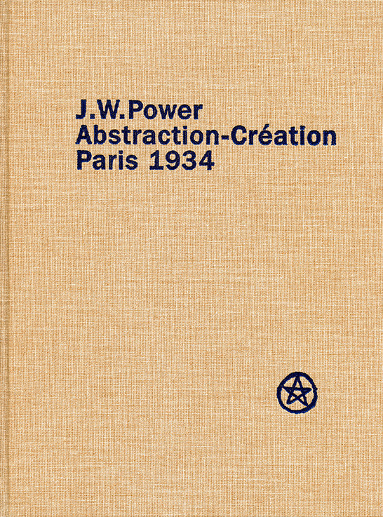 J.W. Power: Abstraction-Creation Paris 1934