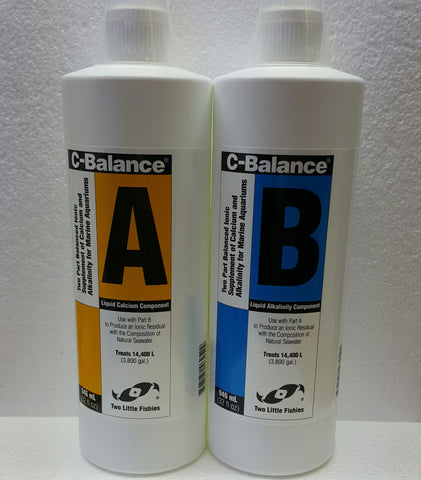 TLF C-Balance (Calcium, Alkalinity, Magnesium) -  - Two Little Fishies -  House of Sticks
