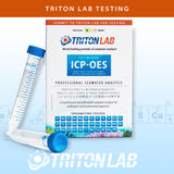 Triton ICP-OES Water Test -  - Triton -  House of Sticks - 1