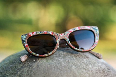 unique sunglasses by Felicity Hamilton