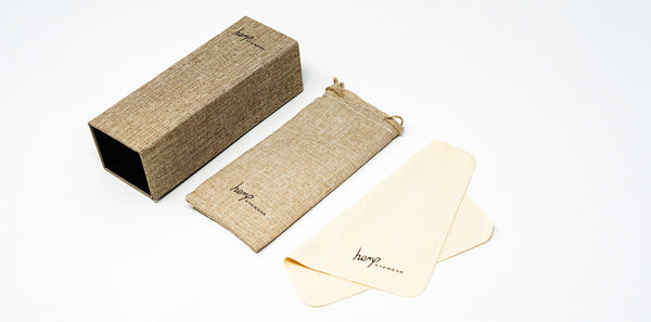 Hemp Eyewear Packaging