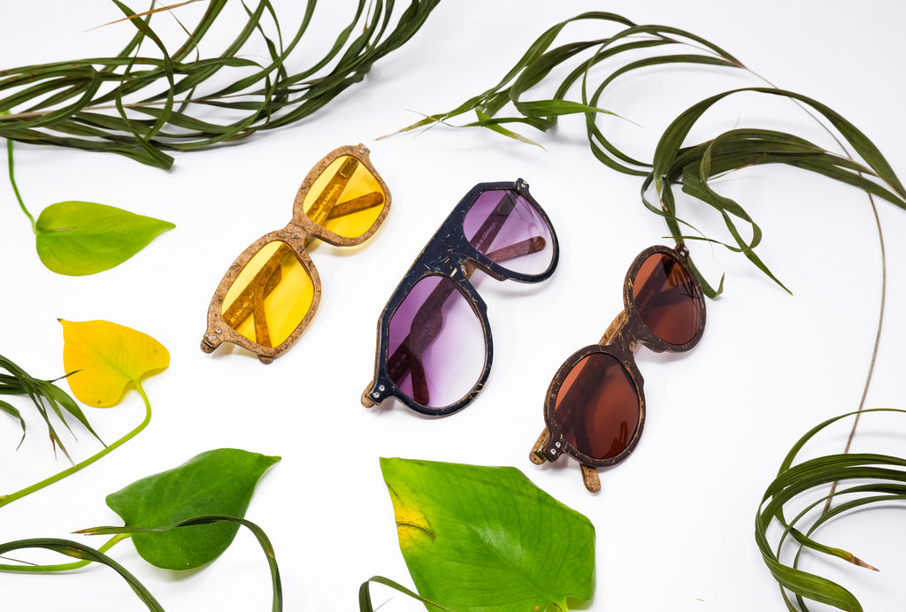 Sustainable sunglasses