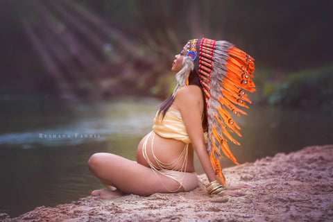 Reshana Fannis Maternity Shoot 2