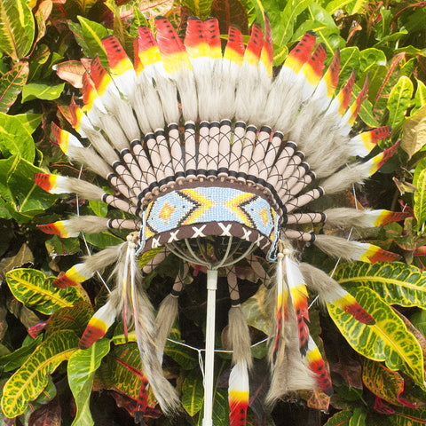 Feather Chief Headdress