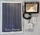 50W LED Solar Flood Light