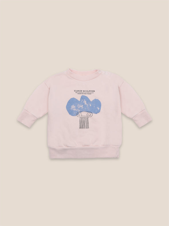 Cloud Sculptor Sweatshirt by Bobo Choses