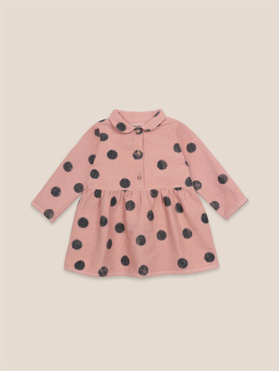 Spray Dots Princess Dress by Bobo Choses