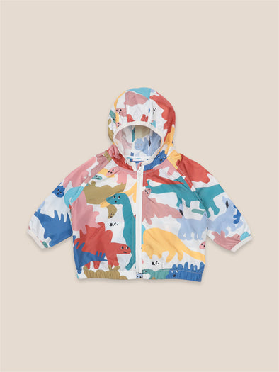 Dinos All Over Raincoat by Bobo Choses