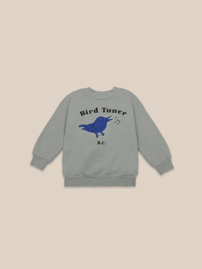 Bird Tuner Sweatshirt by Bobo Choses