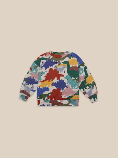Dinos All Over Sweatshirt by Bobo Choses