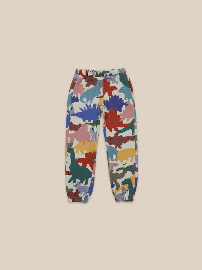 Dinos All Over Jogging Pants by Bobo Choses
